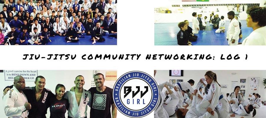 Jiu-Jitsu Community
