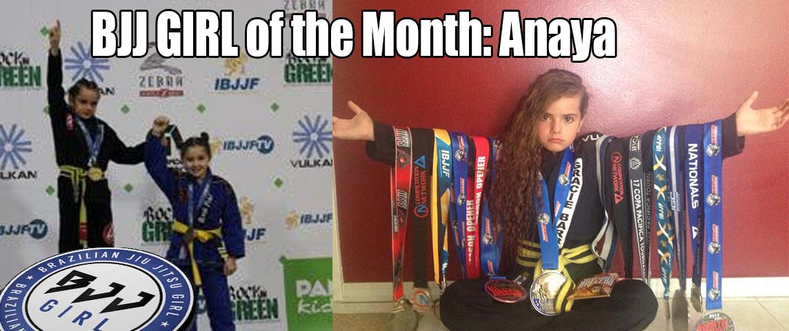 bjj girl of the month - anaya